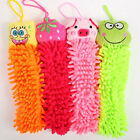 Animal Shape Absorbent Hand Dry Towel Clearing Kitchen Bathroom Office Car Use