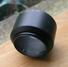 original  46mm screw in  telephoto 61 x 42  lens hood badged miranda
