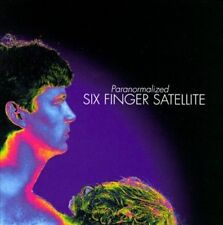 Paranormalized by Six Finger Satellite (CD, Aug-1996, Sub Pop) rare oop