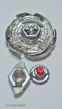 Takara Tomy Beyblade Tournament Prize 02 Galaxy Pegasis Silver Limited Edition