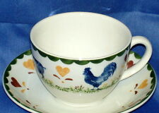 Wood & Sons~JACK'S FARM  Teacup & Saucer ~New~Made in England