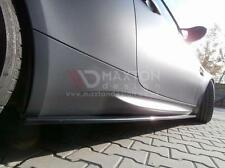 SIDE SKIRTS SPLITTERS (CARBON LOOK) BMW M3 E92/E93 (Coupe & Cabrio) 2006-2013