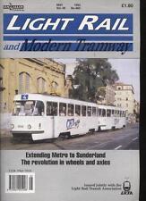 LIGHT RAIL AND MODERN TRAMWAY MAGAZINE - May 1993 - Vol. 56 - No. 665