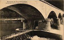 CPA Toul-Barrage de la Moselle au Pont de Villey le Sec (187736)