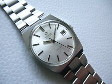 Beautiful Vintage Steel OMEGA GENEVE AUTOMATIC Men's watch from the 1971's year!