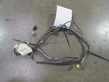 Maserati Spyder, Coupe, Rear Marker Light Wire Harness, Used, P/N 186674