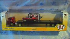 M2 MACHINES HAULERS R21 66 Ford C-600 & 66 Mustang Fastback 2+2 NEW IN STOCK