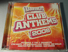 Various Artists - Hard2beat Club Anthems 2008 ( 2 CD Album ) Used Very good