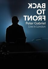 PETER GABRIEL - BACK TO FRONT-LIVE IN LONDON  DVD NEU