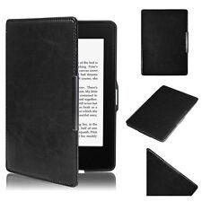 Negro Magnético Dormir Funda Piel Funda Para Amazon Kindle Paperwhite 1 2 Funda