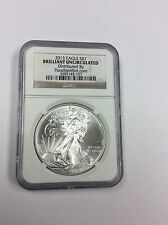 2013 SILVER EAGLE BRILLIANT UNCIRCULATED DISTRIBUTED BY PARADISEMINT.COM