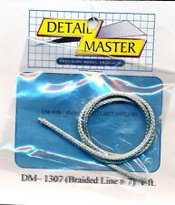 DETAIL MASTER 1/24-1/25 Braided Line #7 (.100 DET1307