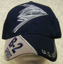 Embroidered Baseball Cap Military Airplane B-2 Spirit NEW 1 hat size fits all