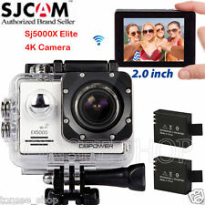 "2"" Sport Action Camera SJ5000 Camcorder 1080P Full HD DV Cam+Parts for Gopro"