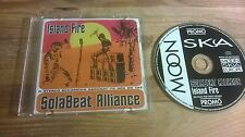CD PUNK solabeat Alliance-Islanda Fire (12) canzone PROMO Moon Ska Europe
