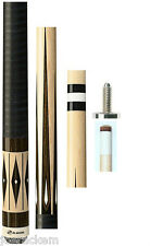 NEW Players G-3384 Pool Cue - G2284 - Free Joint Caps, Q Wiz & US SHIPPING