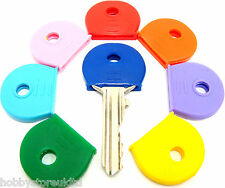Coloured Key Caps Key Top Covers Tags Caps ID Markers Key Markers Key Cap x 8