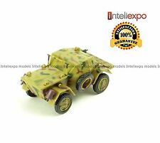 Lancia Lince- 1944 Italian Military Armored Vehicle Model 1/72 WWII New No 46