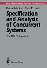 NEW - Specification and Analysis of Concurrent Systems: The COSY Approach