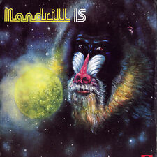 mandrill - is   -  digipak edition CD