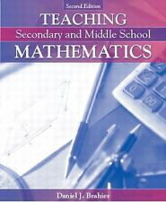 Teaching Secondary and Middle School Mathematics (2nd Edition)
