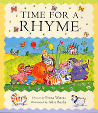 Time For A Rhyme Very Good Book