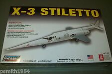 LINDBERG  DOUGLAS X3 STILETTO  1:48 scale  kit