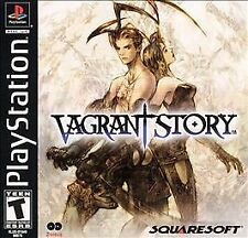 Vagrant Story (Playstation) PS1 PSX PSone Complete