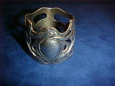 WMF ART NOUVEAU SILVERPLATED NAPKIN RING Bazar Paris, Buenos Aires  - NICE!