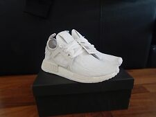 ADIDAS NMD XR1 TRIPLE WHITE UK8 US8.5 BRAND NEW WITH BOX