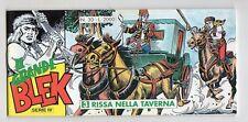 fumetto striscia - IL GRANDE BLEK serie inedita numero 30