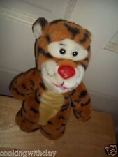 RARE DISNEY SEARS VINTAGE WINNIE THE POOH TIGGER PLUSH DOLL FIGURE TOY