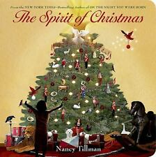 The Spirit of Christmas by Nancy Tillman (2015, Board Book)