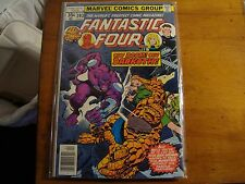 Fantastic Four 193 Original Marvel Comic Books From 1978 VF Condition Approx 7.5