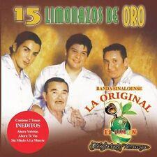 15 Limonazos de Oro by Banda Sinaloense La Original El Limon (CD, Oct-2004, L...