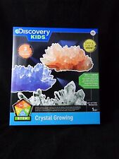 Discovery Kids Crystal Growing Kit - Ages 12+ Home Science Project Colorful