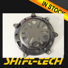 ST1499 DUCATI CARBON FIBER DRY CLUTCH COVER 748 996 998 999 MONSTER 848 1098