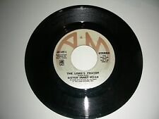 Sister Janet Mead - The Lord's Prayer / Brother Sun Sister Moon 45  A&M NM 1973