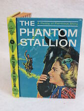 Jane & Paul Annixter  THE PHANTOM STALLION Golden Press  1961
