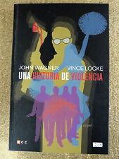 Una Historia de Violencia,Vince Locke,ecc