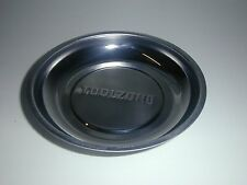 "Magnetic Parts Tray Dish Storage Holder Circular Round Stainless Steel 6"" TH209"
