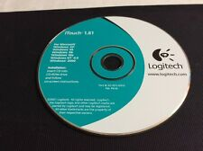 Logitech iTouch 1.81 For Windows XP/95/98/Me/NT 4.0/2000 P/N:601851-0910 CD