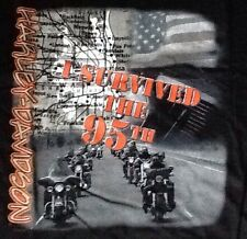 Harley Davidson 95Th Anniversary Shirt Nwot Men's Xl