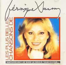 VÉRONIQUE SANSON - Les plus belles chansons de 11TR CD 1981 CHANSON / BALLAD