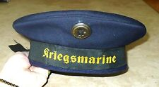 KRIEGSMARINE PARTS CAP