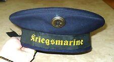 KRIEGSMARINE PARTS CAP