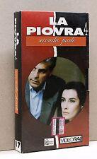 LA PIOVRA 4 - seconda parte 17 [vhs, videorai, hobby & work]