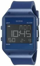 AUTHENTIC GUESS MEN'S RADAR ALARM CHRONOGRAPH WATCH W0595G2 RRP:$279 Brand New