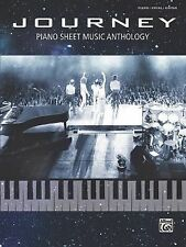 Journey -- Piano Sheet Music Anthology: Piano/Vocal/Guitar, Journey, New Books
