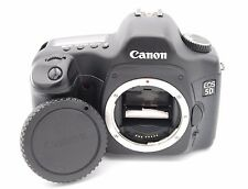 CANON EOS 5D 12.8MP 2.5''Screen Digital SLR Camera Body w/ Accessories